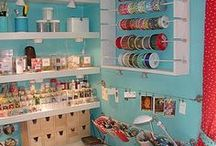 craft room/ organization