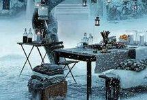 Party Ideas & Food / by Alexandra Bezrukova