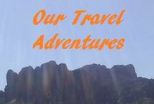 Our Travel Adventures / This board is all about some of our #traveladventures / by Brian & Felicia White