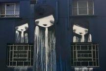 Street ART / by Alexandra Bezrukova