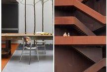 Stairs / by Alexandra Bezrukova