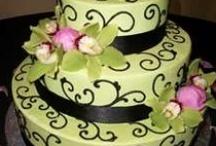 wedding cakes / The most beautiful wedding cakes.
