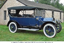For Sale - Outstanding 1913 Cadillac Model 30 Touring