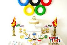 Olympics Party / by Jenna Bauer