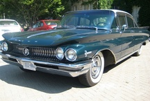 Sold - Original 1960 Buick Electra / Two owners from new, unique colors, unrestored survivor in excellent condition.