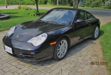 Sold - 2003 Porsche 911 Carerra / One owner from new, less than 25,000 kilometers, highly optioned and handsome black/black leather colors.
