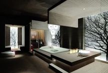 Bedroom design / by Alexandra Bezrukova