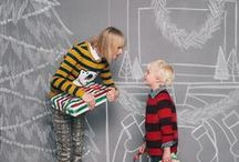 Chalkboard Ideas / by Christine @ littlehouseonthecorner.com