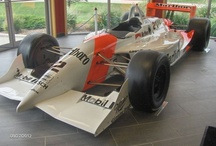 Sold - Penske PC-22 CART/Indy Car / This former Penske team car was sold on to a new owner in 2013.