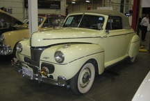 Sold - 1941 Ford Super Deluxe Convertible