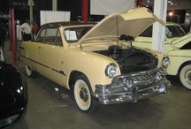 Sold - 1951 Ford Victoria HT