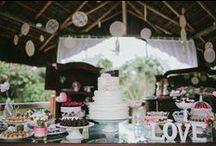 Inspirações - Wedding