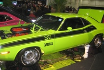 Sold - 1970 Dodge Challenger T/A Recreation
