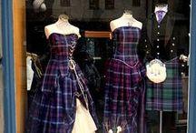 Scottish in me & the Irish I married :)