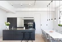 Homes: Kitchen / Dream kitchens, modern kitchen design