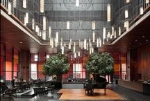 Hotels / by Alexandra Bezrukova