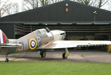 For Sale-Battle of Britain Hawker Hurricane / Full history from new, expert restoration to airworthy, Battle of Britain history, soon to be completed. Call David at 519-768-0862 for full details.