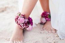 Purple Beach Wedding for Nicole / by Cara Taylor