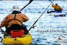 KAYAKING TOURS IN MARYLAND & WASHINGTON, D.C. / We offer a variety of Kayak Tours designed to meet your skill level. Can't find a date that fits your schedule? We're happy to design a custom tour for any group of four or more.