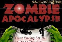 TERRAPIN ADVENTURES ZOMBIE APOCALYPSE SURVIVAL TRAINING / Test your survival skills as we help you train for the Zombie Apocalypse! Our highly trained guides will test you in the areas of Endurance, Agility, Strength, Courage, and Accuracy to see if you have what it takes to survive the Zombie Apocalypse!