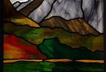stained glass / Mosaic