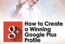 Best Google+ Tips / Google+ is a growing social media network of passionate and loyal followers. Learn how to market yourself on Google+.