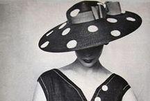 Vinspiration  - Vintage Hats / Beautiful hats that get our creative juices flowing..
