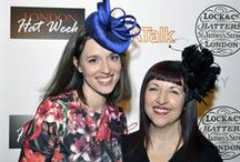London Hat Week / Lots of photos from an amazing week!