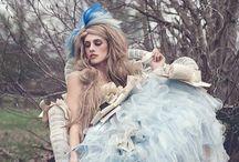 [Alice's Tea Ceremony] / Photoshoot Research