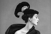 Elsa Schiaparelli / An amazing fashion designer and milliner. Making inspiring and whimsical clothing and hats that will always put a smile on your face.