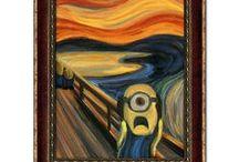 Art Humor