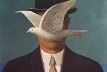 Rene Magritte / Surreal