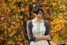 style || a/w fashion / inspiration for my autumn/winter wardrobe and sewing.