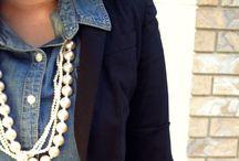 Looks I Love... / Fashion Looks I Love / by Becki Swindell