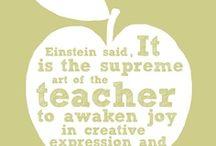 The Art of Teaching / by Sharon Vetter