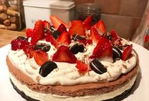 My Cakes / All recipes can be find here:  http://mayashideout.blogspot.com/search/label/T%C3%A5rtor
