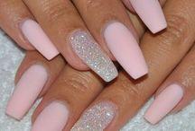 Nails / Beautiful, stunning, cool and natural ... many shades and colors! I love beautiful nails!