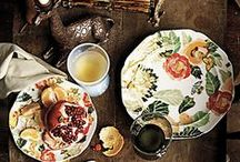 Dinnerware / Plates, glasses, bowls, serving dishes and more.