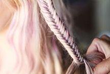 Hairstyles We Love / Hair styles.