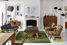 Interiors / by Amanda Holt Robicheaux