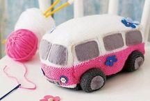 Knitty Kitty Girl / by Lisa Sahlin