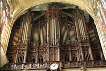 pipe organs.........and such awesome music!!!!! / by Cindy Clark Ellison