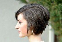 Hairstyles / by Lindsay B