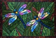 dragonfly...fly away again / by Cindy Clark Ellison