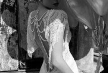 For Loula (group) / ALL the inspirations for Loula's custom couture wedding dress.         www.BrooksAnn.com