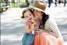 style || mamas / . stylish mamas and how they dress for life with littles . / by Casey Maura