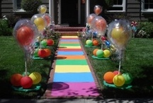 Party ideas / by Meaghan Flechas
