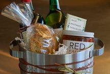 Auction Baskets / Silent Auction Ideas / by Becki Swindell