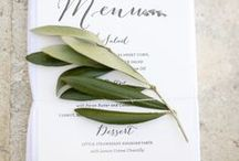 Weddings, Tables / by Kathleen Souder | Rainwater Farm
