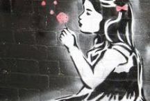 Banksy / Graffiti